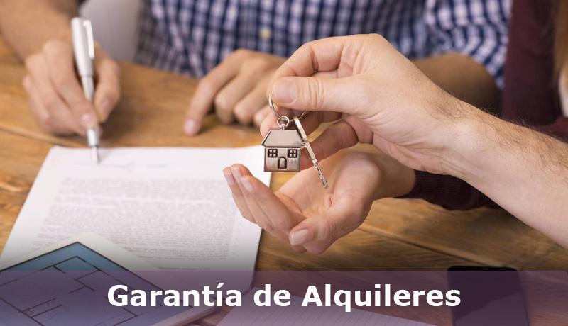 garantía de alquiler