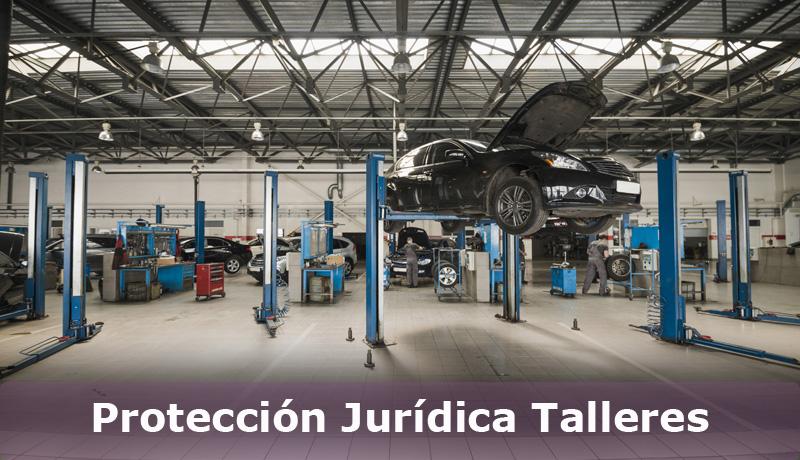 Protección Jurídica Talleres